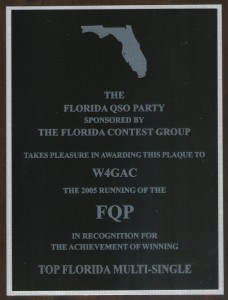 2005 FQP Top Florida Multi-Single