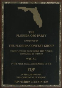 2006 FQP Top Florida Club Station