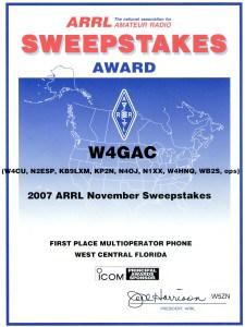 2007 Nov SS 1st Multi-Op Phone WCF