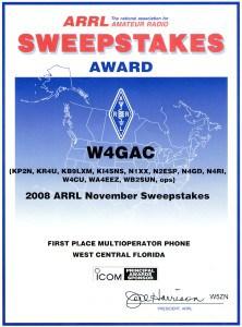 2008 Nov SS 1st Multi-Op Phone WCF