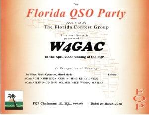 2009 FQP 3rd Multi-Op Mixed FL