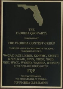 2009 FQP Top Florida Club Station