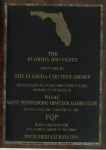 2011 FQP Top Florida Club Station