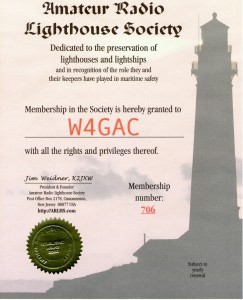 sparc AR Lighthouse Society Membership