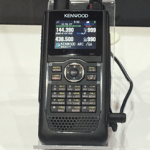 New Kenwood APRS and DStar HT (in the flesh)