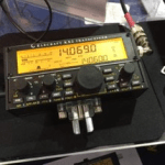 New Elecraft KX2 radio.